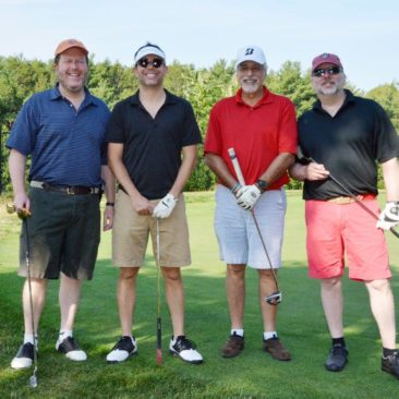 10th Annual Charitable Golf Tournament, July 2016