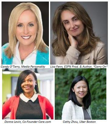 Upcoming: Women's Panel – March 30, 2017