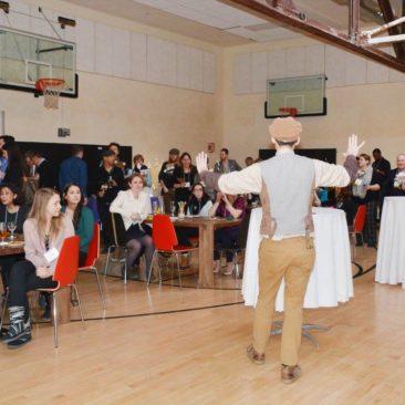 Art-i Gras! Celebrating Brookline's Culture & Cuisine – March 2017