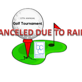 Canceled Due to Rain: 12th Annual Golf Tournament & Patio Party.